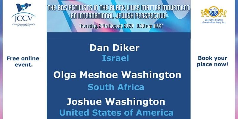 Boycott Divestment Sanctions (BDS) organizations