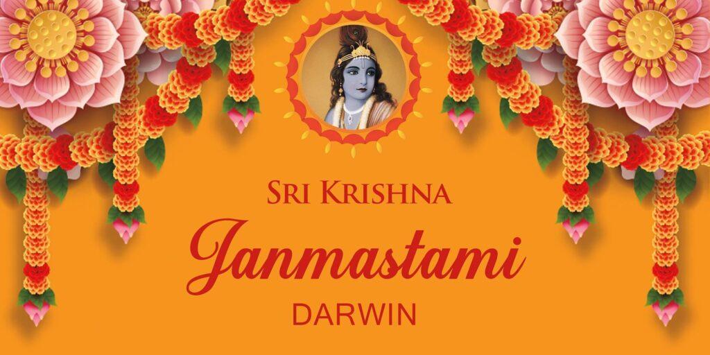 Darwin: Sri Krishna Janmastami Celebrations