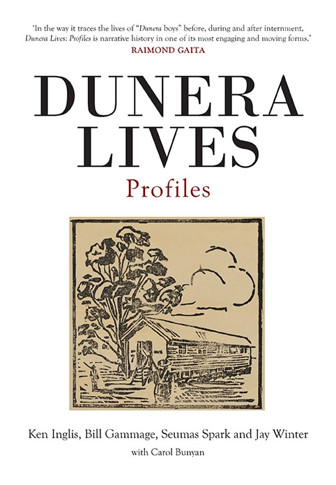 Book Cover: Dunera Lives: Profiles