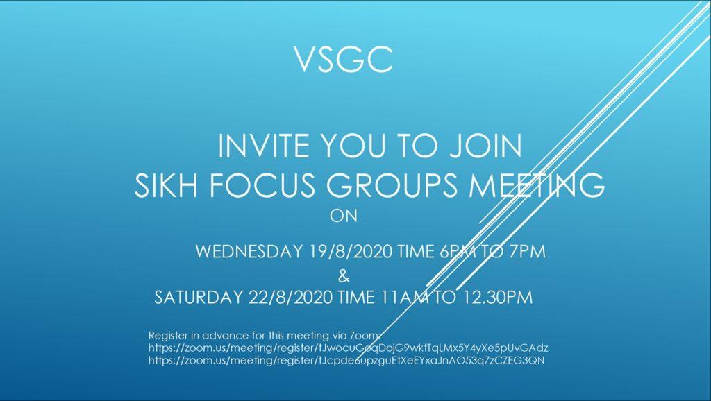 Sikh Focus Group: Preventing Family Violence