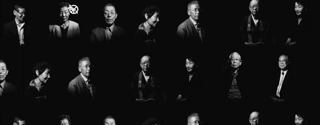 hibakusha: the survivors of the atomic bomb...
