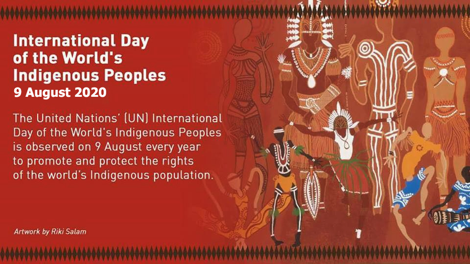 Honouring the World's Indigenous Peoples