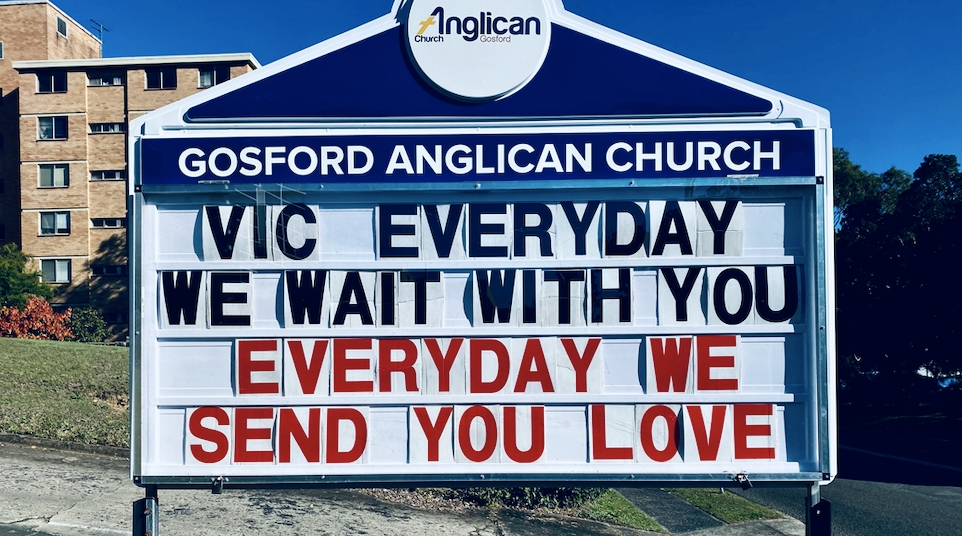 Anglican Parish of Gosford
