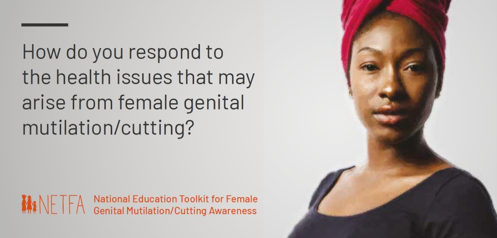National Education Toolkit for Female Genital Mutilation/Cutting Awareness Postcards