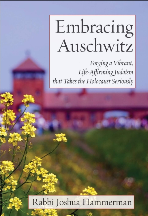 Embracing Auschwitz Book Cover