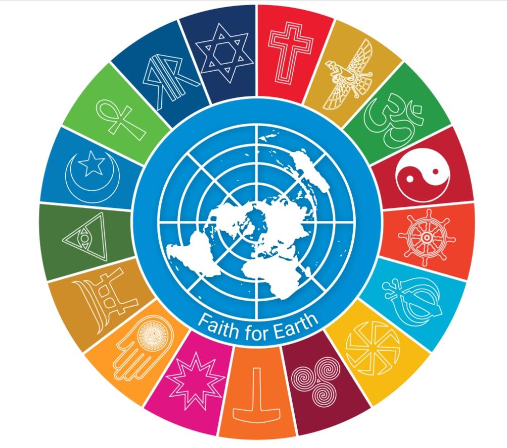 Faith for Earth logo