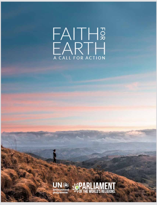 Faith for Nature - A Call to Action