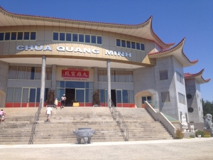 Quang Minh Buddhist Temple
