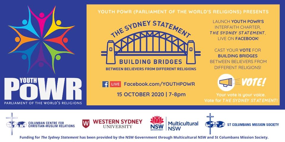 Interfaith Charter, the Sydney Statement
