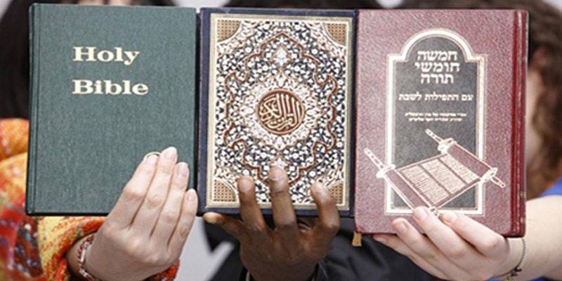 The Sacred Books