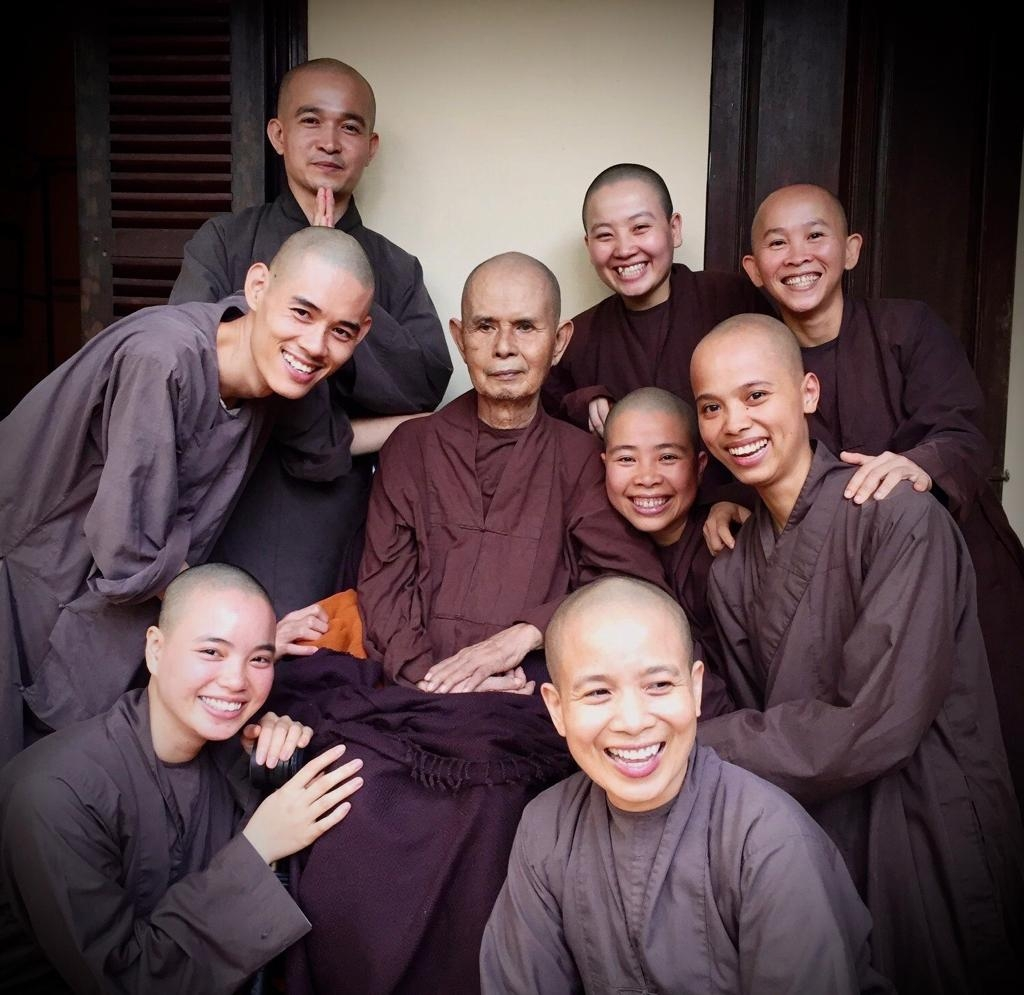 The Monks and Nuns of Plum Village