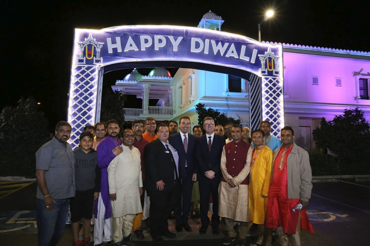 Happy Diwali - Adelaide