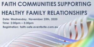 Faith Communities Supporting Healthy Family Relationships