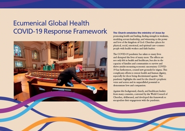 Ecumenical Global Health COVID-19 Response Framework