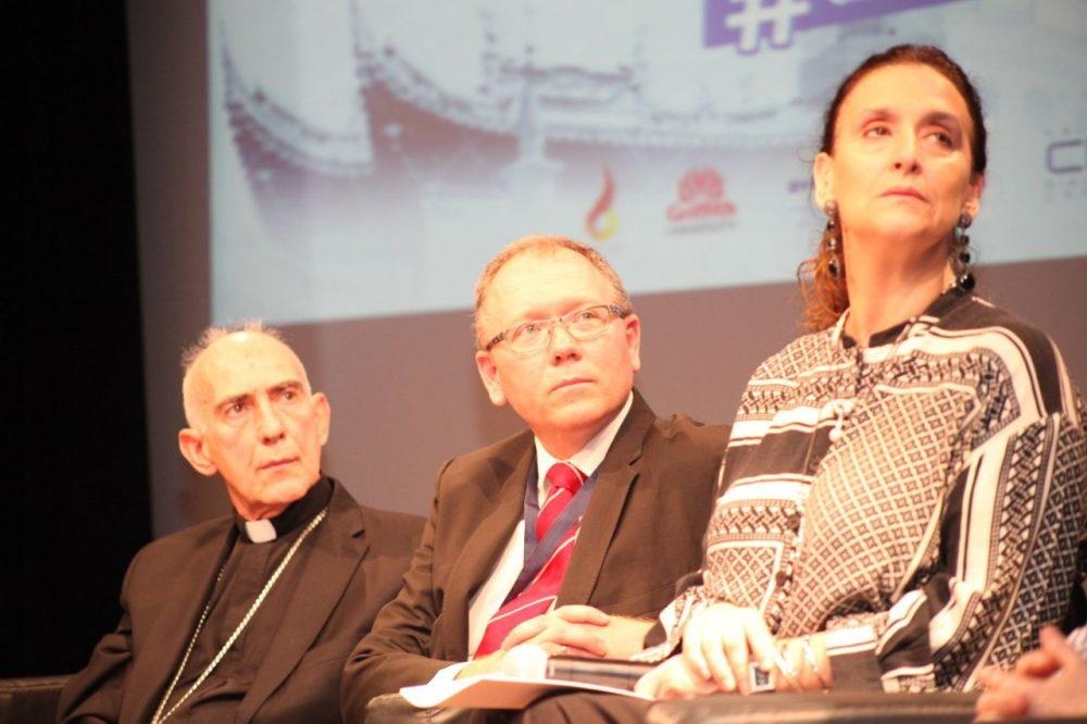 Dr Brian Adams at the G20 Interfaith Forum