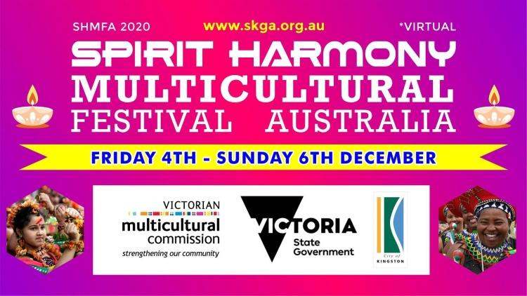Victoria: Spirit Harmony Multicultural Festival Australia