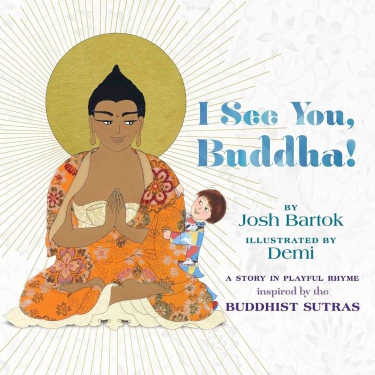 Book Cover: I See You, Buddha