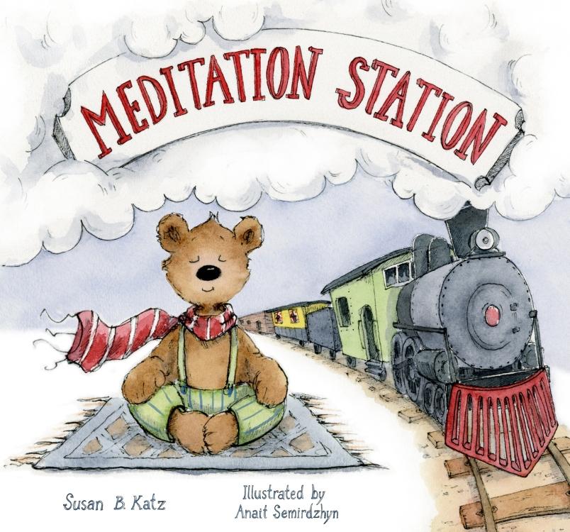 Book Cover: Meditation Station