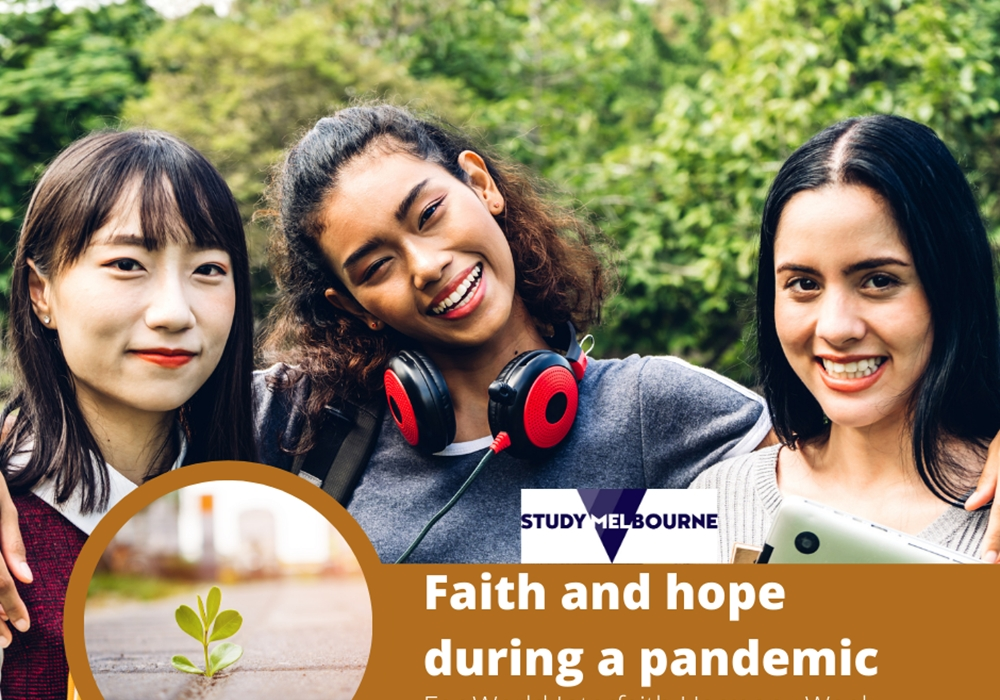 Faith and hope during a pandemic