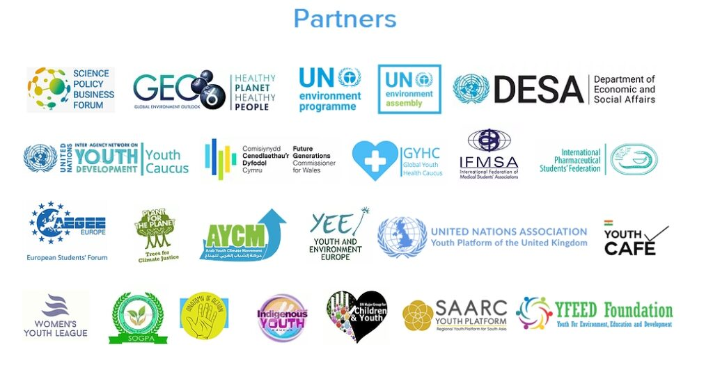 Global Youth Environment Assembly Partners