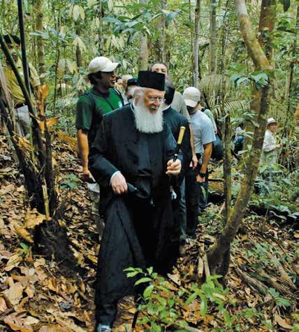 Ecumenical Patriarch Bartholomew,