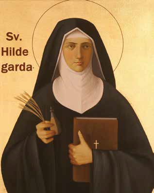 St Hildegarde