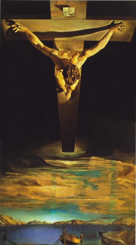 Christ of St John of the Cross