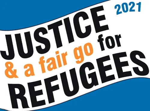 Palm Sunday: Justice for Refugees