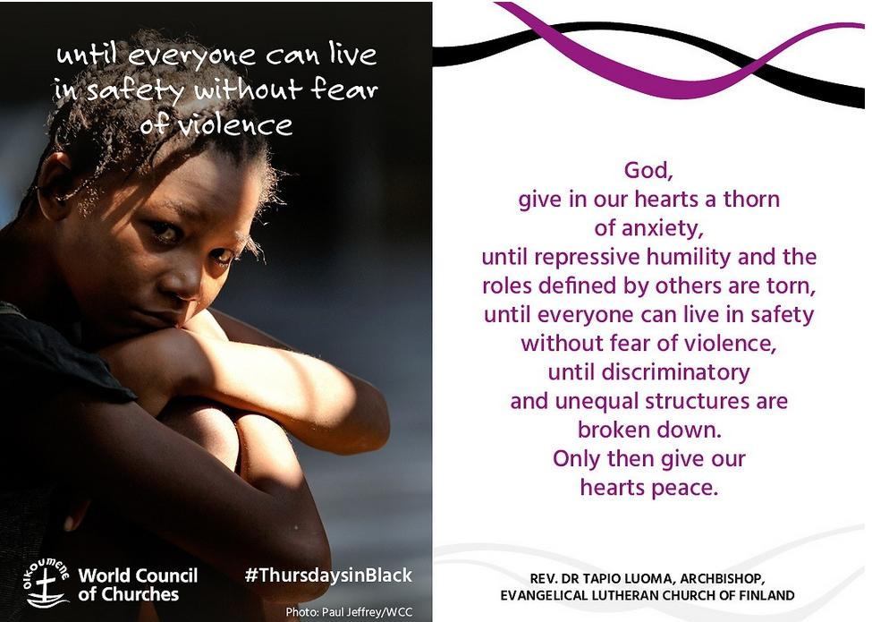 International Women's Day: Prayers for Women around the World