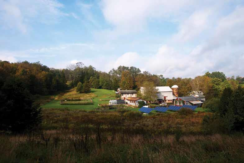 Genesis Farm, in Blairstown,