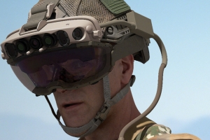 Augmented Reality headset for US Army