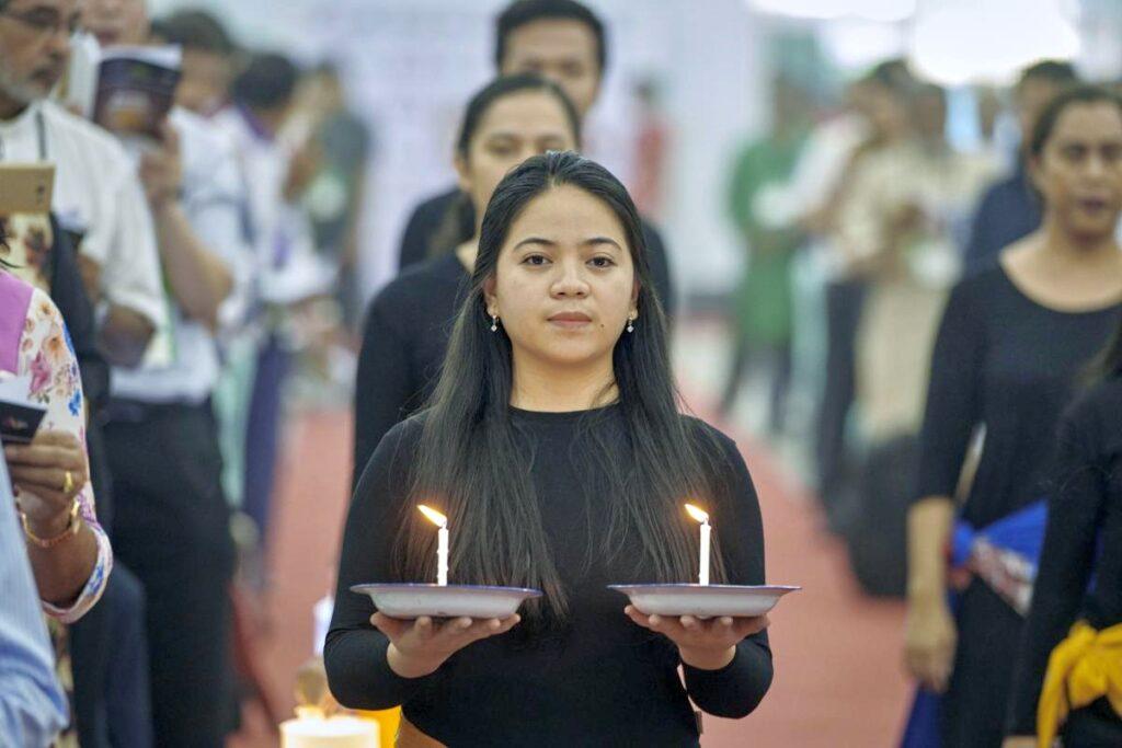 Liturgical Dancer
