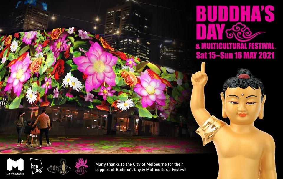 Victoria: Buddha's Day & Multicultural Festival