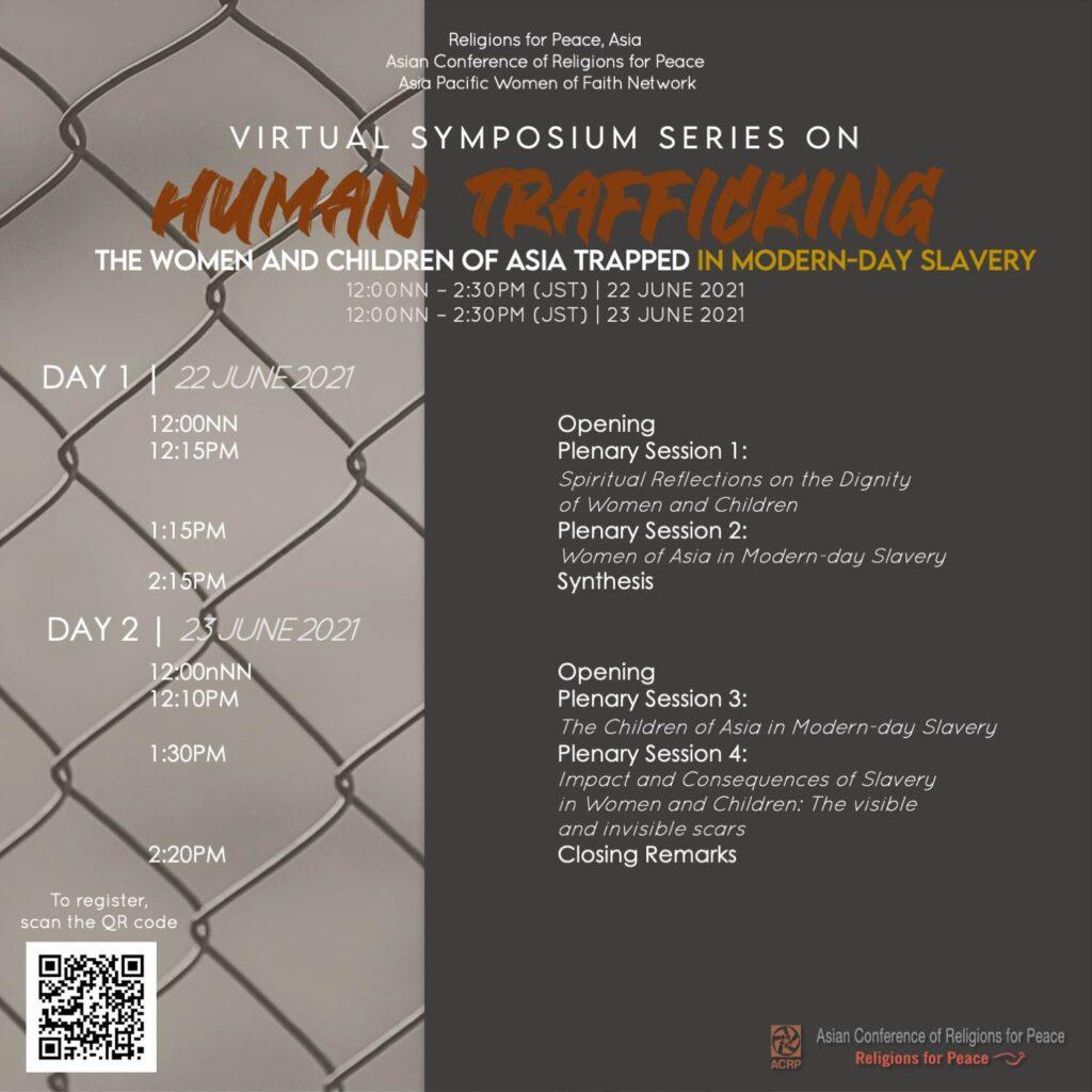 Virtual Symposium on Human Trafficking