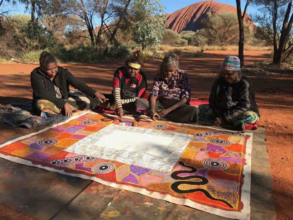2021 Sydney Peace Prize winner is The Uluru Statement from the Heart