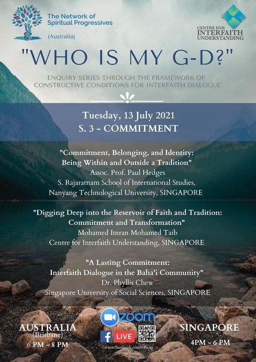 Centre for Interfaith Understanding - Singapore